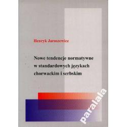 JĘZYK SERBSKI i CHORWACKI Przemiany Językowe