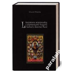 LITERATURA STAORUSKA Rosji i Historia Rusi Ikona