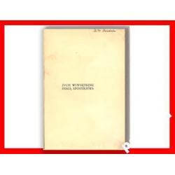 APOSTOLSTWO Życie Duchowe Ewangelia PALLOTYNI 1928