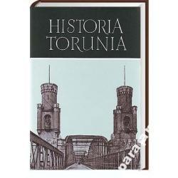 HISTORIA TORUNIA V 1793-1920 Biskup Napoleon Księstwo Warszawskie
