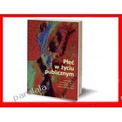 PŁEC KOBIETY W ŻYCIU PUBLICZNYM POLITYCE Feminizm Parytet Patti Smith, Judith Butler, Harriet Martineau