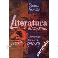 ANTROPOLOGIA FANTASTYKI Literatura Groza Fantasy a Foucault Bourdieu