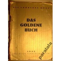 1942 MODA Album Mody Projekty Kolekcje Wiedeńska