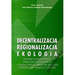 EKOLOGIA a POLITYKA EKOFILOZOFIA Hull Papuziński