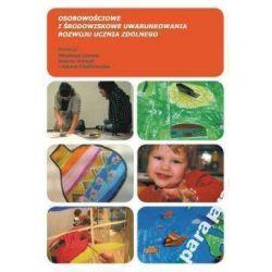 Osobowosciowe uwarunkowania rozwoju dziecka zdol 1