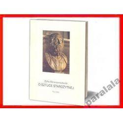 SZTUKA STAROŻYTNA Historia sztuki starożytnej ciek