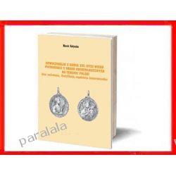 DEWOCJONALIA XVI-XVIII Medaliony Kaplerze Krzyże Medaliki