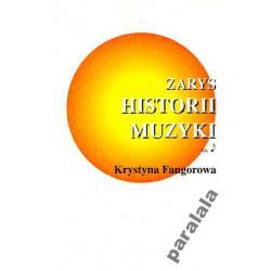 HISTORIA MUZYKI OPERA Gotyk Barok Sredniowiecze