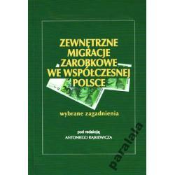 EMIGRACJA Polaków Zewnetrzne migracje zarobkowe