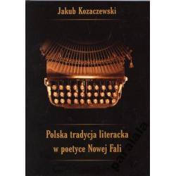 NOWA FALA Poezja Nowej Fali Barańczak Zagajewski
