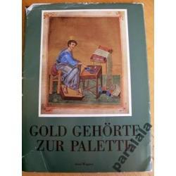 GOLD GEHORTE Malartwo Sredniowieczne Cudowna Ikona