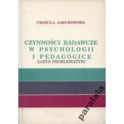 METODOLOGIA BADAN W PSYCHOLOGII PEDAGOGICE Metody