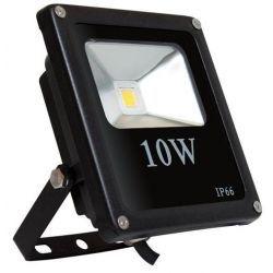 Superled Oprawa Lampa Naświetlacz Halogen Led płaski 10W barwa zimna 3033
