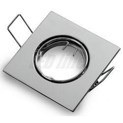 LED line Oprawa oprawka led halogenowa ruchoma kwadratowa kolor chrom 3080