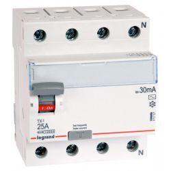 Legrand Wyłącznik różnicowoprądowy P304 25A 300mA AC 009011 411727