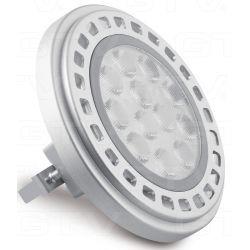 GTV Żarówka LED AR111 G53 12xPower LED 12W (69W) 950lm 12V barwa ciepła 9408