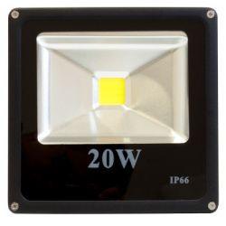 Superled Oprawa Lampa Naświetlacz Halogen Led płaski 20W barwa ciepła 3061