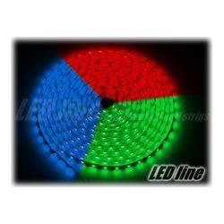 LED line Profesjonalna taśma LED 300 SMD 5060 RGB 240522