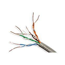 Prolech Kabel komputerowy ekranowany teleinformatyczny Kat.5e drut FTP 4x2x0,5