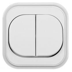 Timex Nefryt Łącznik świecznikowy biały WNT-2N