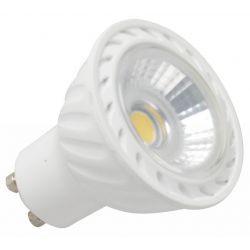 Superled Żarówka LED GU10 SMD 5W (50W) 450lm 230V barwa zimna 3092