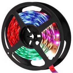 Superled Taśma LED 150 SMD 5050 w powłoce silikonowej IP65 RGB 3209
