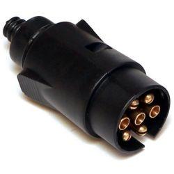 Orno Wtyczka przyczepy samochodowej plastikowa CB-80093
