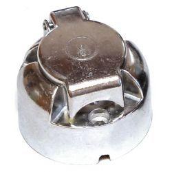 Orno Gniazdo przyczepy samochodowej aluminiowe CB-85340
