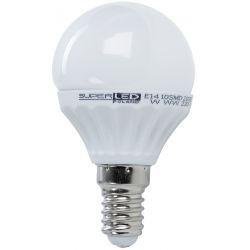 Superled Żarówka LED E14 SMD 2W (20W) 180lm 230V barwa ciepła 3164