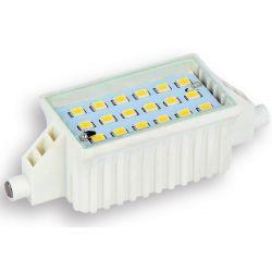 LED line Żarówka żarnik halogen LED R7S 78mm SMD 6W (60W) 500lm 230V barwa zimna 5824