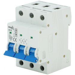 Bemko Wyłącznik nadprądowy 3P C25 A00-S7-3P-C25