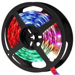 Superled Taśma LED 300 SMD 5050 w powłoce silikonowej IP65 RGB 3223