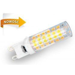 LED line Żarówka LED G9 SMD 6W (60W) 550lm 230V barwa dzienna 245954
