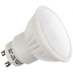 Superled Żarówka LED GU10 SMD 10W (75W) 800lm 230V barwa ciepła 3243