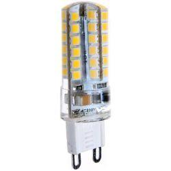 Superled Żarówka LED G9 SMD 4W (40W) 360lm 230V barwa ciepła 3324