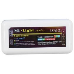 Superled Odbiornik do sterownika led RGB 4 strefowy  216W 6122