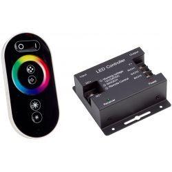Superled Sterownik do taśm led radiowy RGB 18A 216W 6126