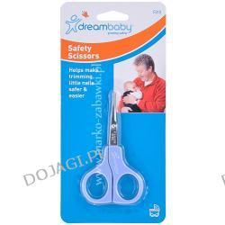 Bezpieczne nożyczki do paznokci Dream Baby