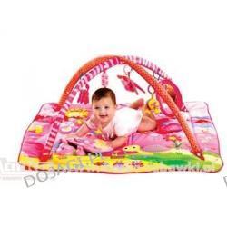 Gimnastyka dla bobasa z pałąkami -Mała Księżniczka Tiny Love
