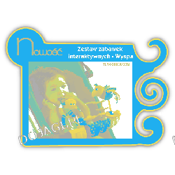 Zestaw zabawek interaktywnych - Wyspa Tiny Love