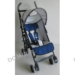 Wózek spacerowy lekki dwu pozycyjny Baby More