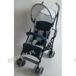 Wózek spacerowy lekki dziesięcio pozycyjny Baby More