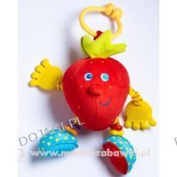 Truskawkowa Sally Mój pierwszy owoc Tiny Love