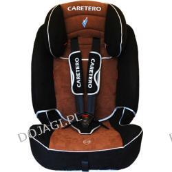 Fotelik Safira 9-36kg Caretero