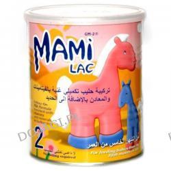 Mami Lac 2 puszka 400g Mleko następne  dla niemowląt  6-12 miesięcy