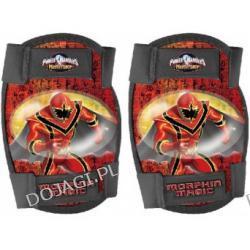 Ochraniacze na łokcie i kolana Power Rangers