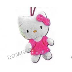 Zapach maskotka do samochodu Hello Kitty różowa