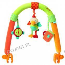 Interaktywny łuk z zabawkami ptaszek Fehn
