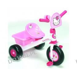 Rowerek trójkołowy Hello Kitty