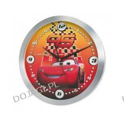Zegar ścienny Cars